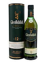Виски Glenfiddich 12 Year Old 1L