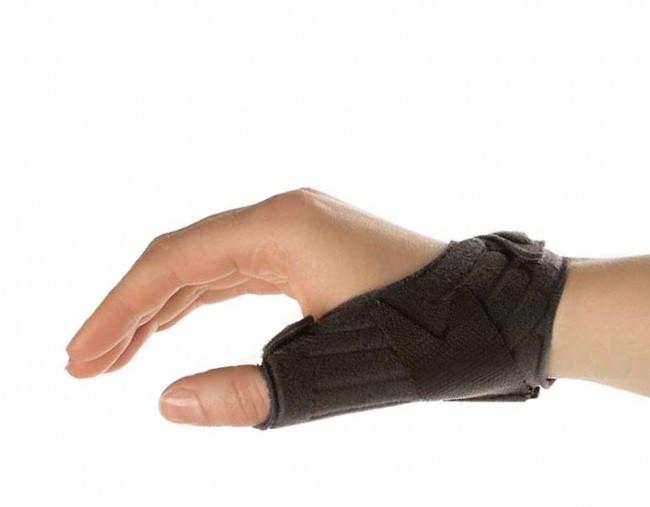 Ортез для великого пальця кисті Ottobock Rhizo Forsa (правий або лівий) тип 50A4