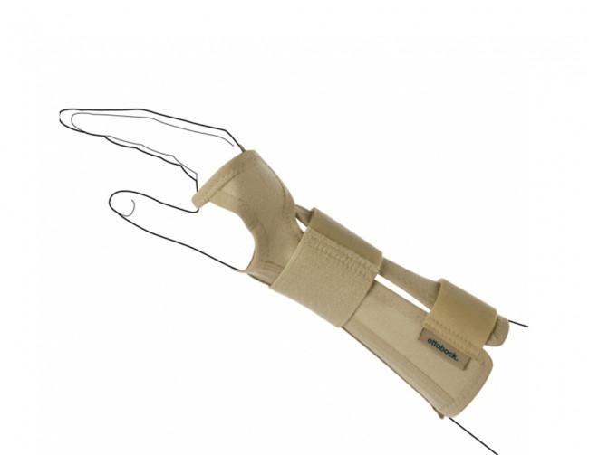Променевозап'ястний ортез Manu 3D Stable 4145 (правий або лівий)