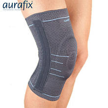 Наколінник Aurafix REF: 114 з 4 ребрами жорсткості і силіконовим кільцем