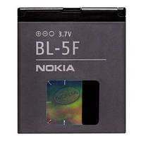 Батарея (акб, аккумулятор) Nokia BL-5F для телефонов Nokia, 950 mAh, оригинал