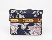 Сумка трансформер LeSportsac 9801-7 цветы текстильная, фото 1