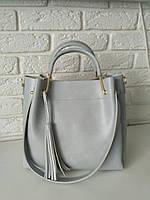 """Женская повседневная сумка """"Ия Light Blue 2"""", фото 1"""