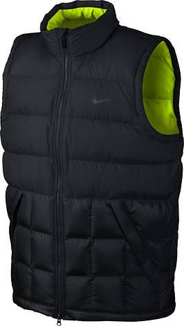 Куртка безрукавка nike alliance vest-550, фото 2