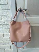 """Женская повседневная сумка """"Фарида Light Pink"""", фото 1"""