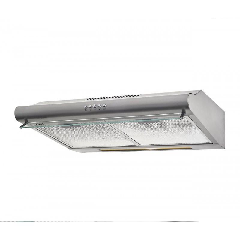 Вытяжка кухонная Ventolux ROMA 60 INOX 2M LUX
