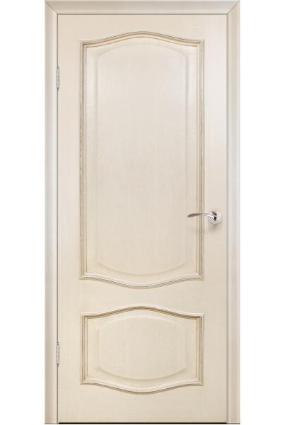 Межкомнатные двери Комплеана Декапе Премиум ПГ (ваниль)