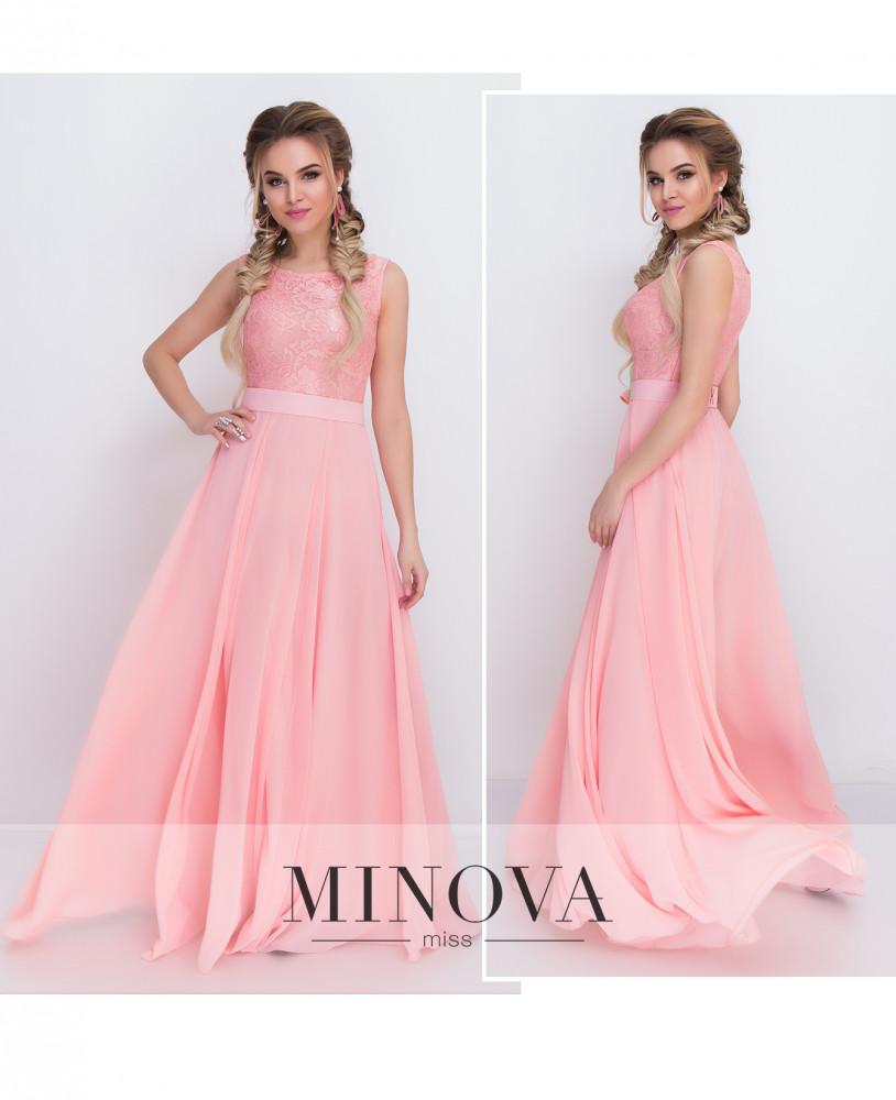 Очаровательное шифоновое платье в пол размеры S-ХL