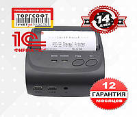 Принтер чеков Bluetooth Портативный Netum NT-5802 JePod JP 5802LYA, фото 1