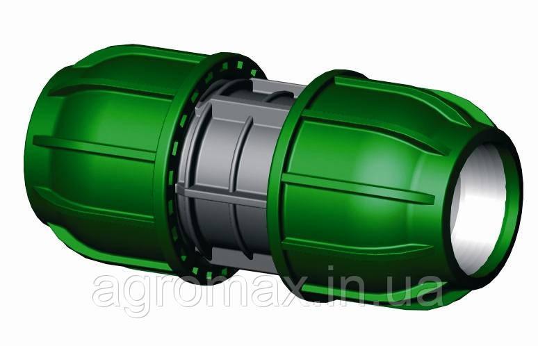 Соединители труба-труба 50 ПЭ - AGROMAX Все що Вам потрібно!!! в Закарпатской области