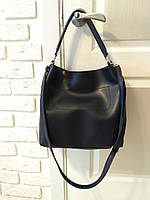 """Женская повседневная сумка """"Фарида Dark Blue"""", фото 1"""