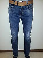 Мужские джинсы с потертостями Resalsa 8787, фото 1