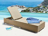 Шезлонг складной пляжный лежак, фото 1
