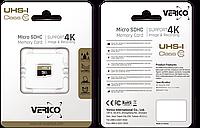 Карта памяти Verico MicroSDHC 8GB UHS-I (Class 10)