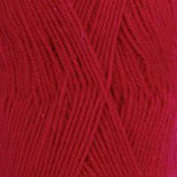 Пряжа для носков DROPS Fabel, цвет 106 Red
