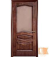Межкомнатные двери Леона ПО (голд)