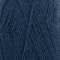 Пряжа для носков DROPS Fabel, цвет 107 Blue