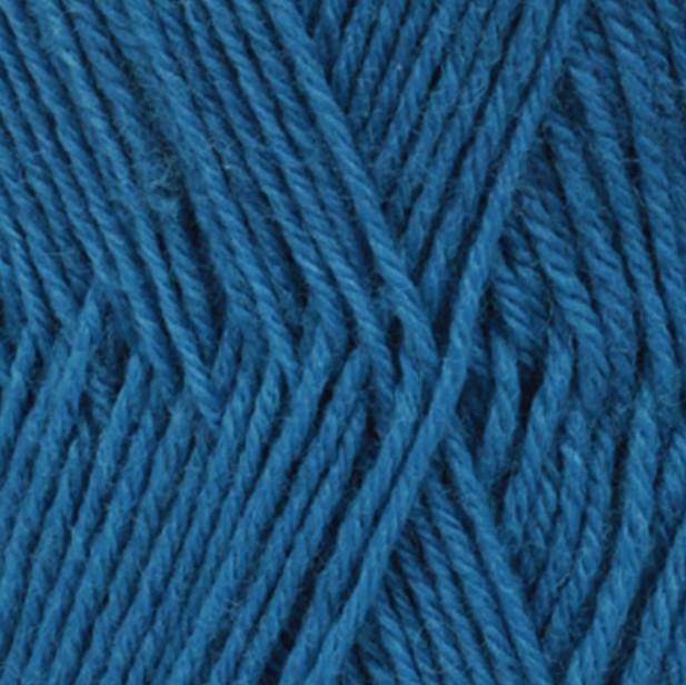Пряжа DROPS Fabel, цвет 108 Royal Blue