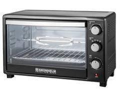 Электрическая печь с грилем (черная) Grunhelm GN45ARL