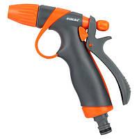 Пистолет для полива 2-х режимный с плавной регулировкой Flora (ABS+TPR)