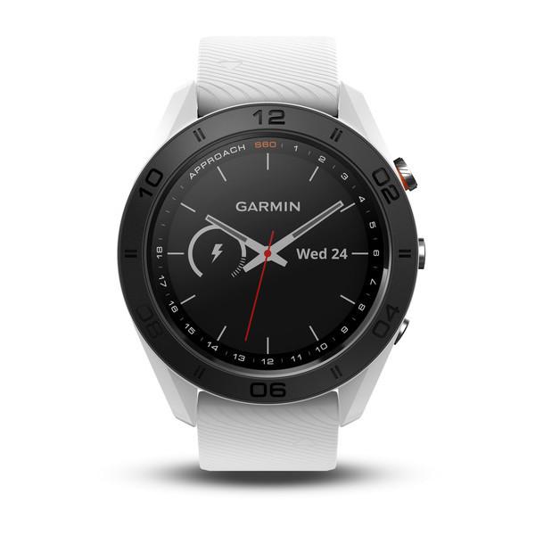 Часы для гольфа Garmin Approach S60 - White