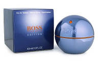 (ОАЭ) Hugo Boss / Хьюго Босс -  In Motion Edition Blue (100мл.) Мужские