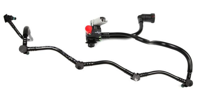 Шланги обратки, топливные трубопроводы Renault Master 3, Opel Movano B, Nissan NV 400