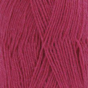 Пряжа для носков DROPS Fabel, цвет 109 Dark Pink