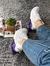 Только размер 41 !!! Женские кроссовки Nike Air Max 270 Violet / найк / реплика МОДЕЛЬ ВЕСНА 2018, фото 2
