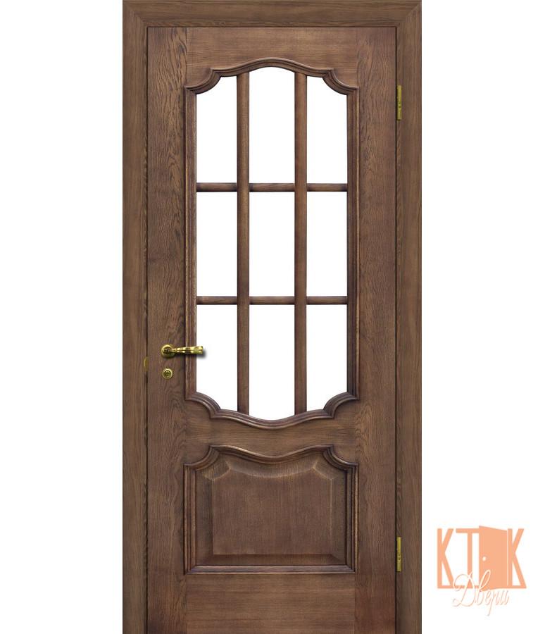 Міжкімнатні двері Прем'єра (дуб)