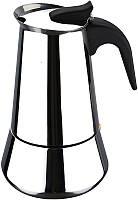 Кофеварка гейзерная Bergner Coffea Dewevrei на 9 чашек, индукционная