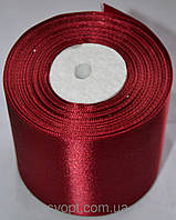 Лента атласная 7.5 см (цвет 48)