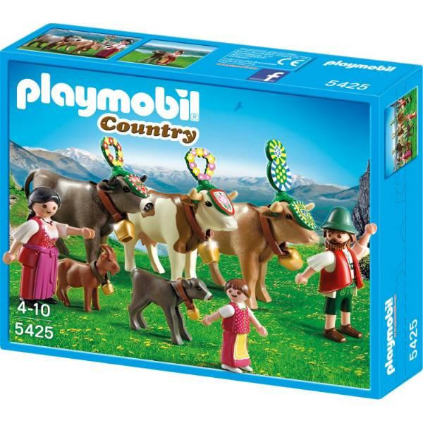 Playmobil 5425 Альпійський фестиваль (Плеймобил конструктор Альпийский фестиваль)