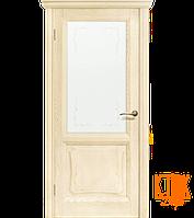 Межкомнатные двери Ника ПО (ваниль)