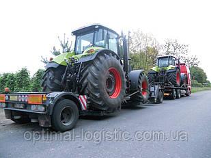 Перевезення трактора