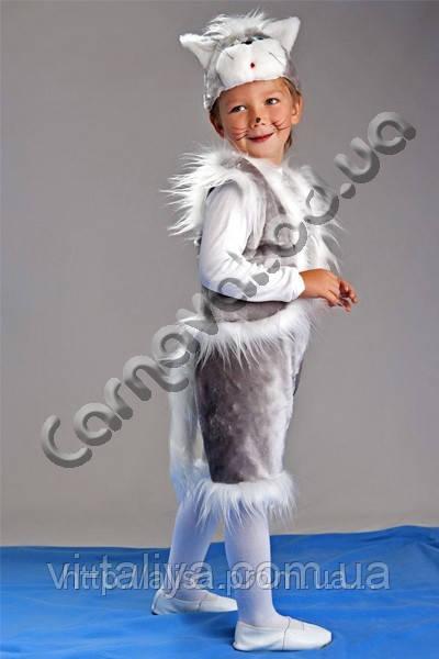 Карнавальный костюм Котик, фото 1