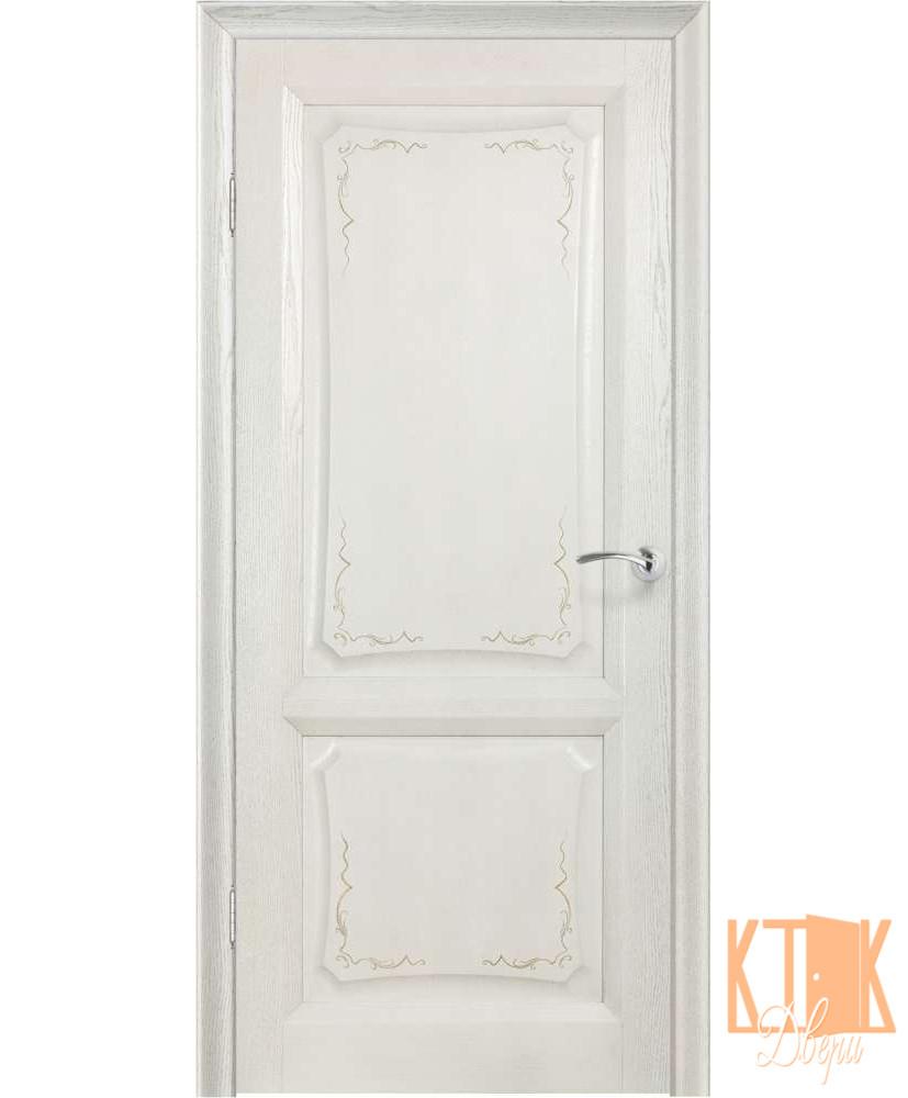 Межкомнатные двери Ника ПГ (антик)