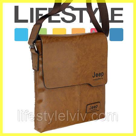 523148ebc226 Модные buluo Jeep мужская сумка, мужская повседневная кожаная винтажная  сумка - Интернет магазин LifeStyle в