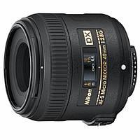 Объектив Nikon Nikkor AF-S 40mm f/2.8G micro DX (JAA638DA)