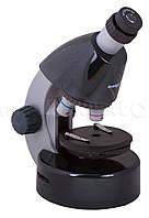 Микроскоп LEVENHUK LabZZ M101 Gray, фото 1