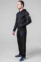 Kiro Tokao 475 | Костюм мужской для спорта черный-электрик