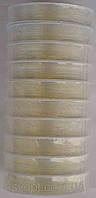 Леска стрейч (белая) 10 бобин в упаковке по 23м