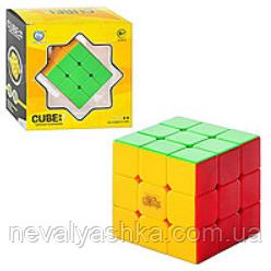 Кубик Рубика в коробке легко крутится, 3х3, 369008-A, 006763