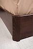Двуспальная кровать City с филенкой и подъемным механизмом , фото 2