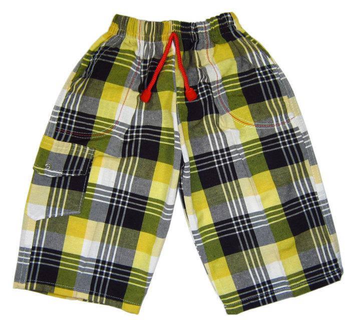 Летние шорты для мальчика