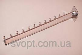 Флейта овальная настенная прямая
