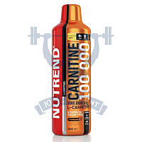 Nutrend Carnitine 100 000 л-карнитин жиросжигатель дл похудения для снижения веса спортивное питание