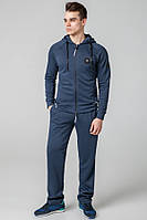 Kiro Tokao 462 | Спортивный мужской костюм темно-синий