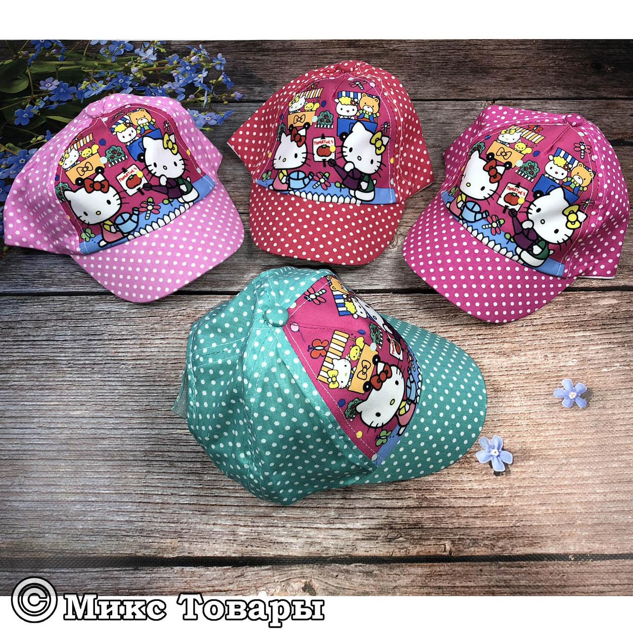 Детская кепка для малышей (объём 50 см) (1201)