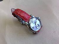 Ремешок из КРОКОДИЛА  для часов Ulysse Nardin DUAL TIME , фото 1